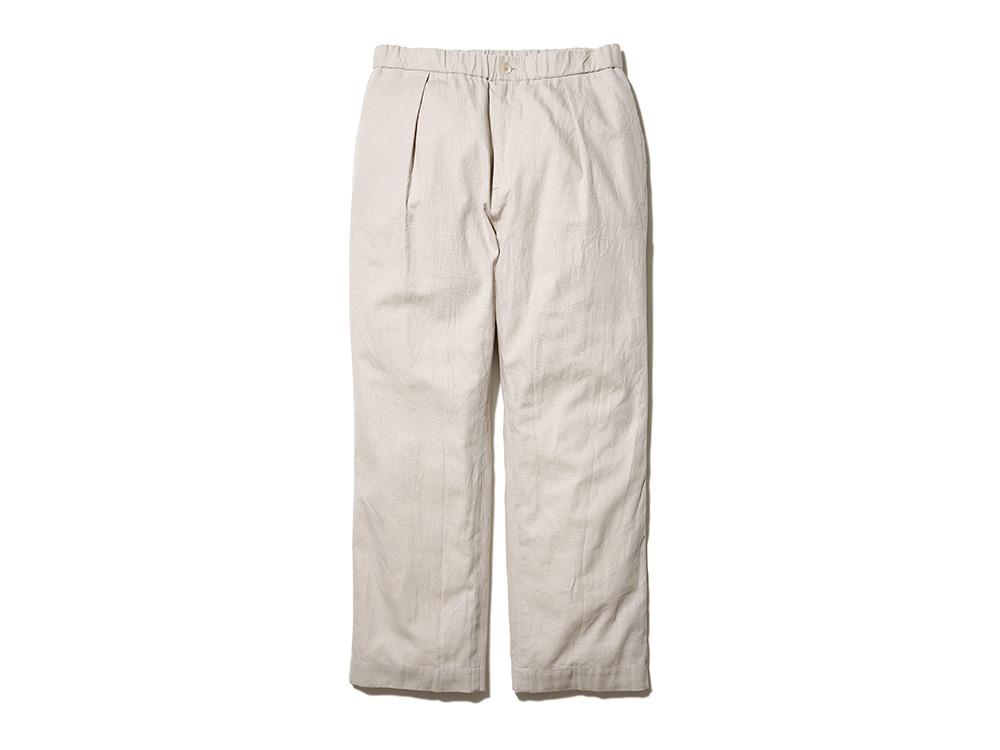 C/L Panama Easy Pants ベージュ