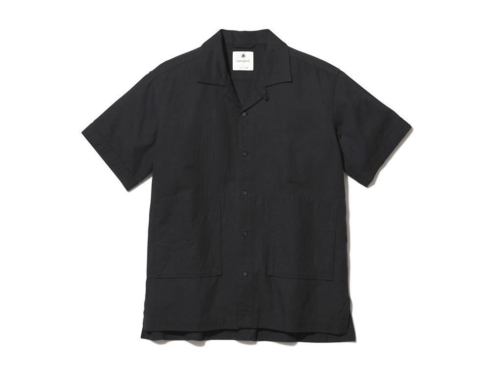 C/L Panama シャツ ブラック