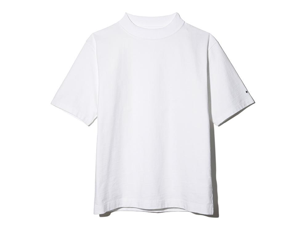 ヘビーコットンTシャツ ホワイト