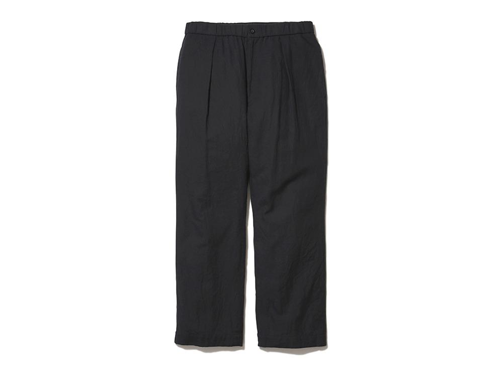C/L Panama Easy Pants ブラック