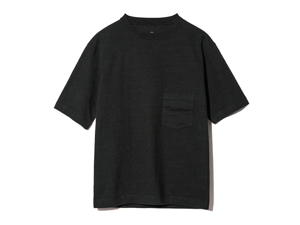 Heavy Cotton Tshirt ブラック