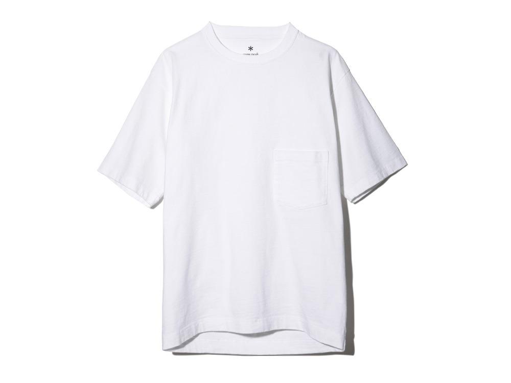 Heavy Cotton Tshirt ホワイト