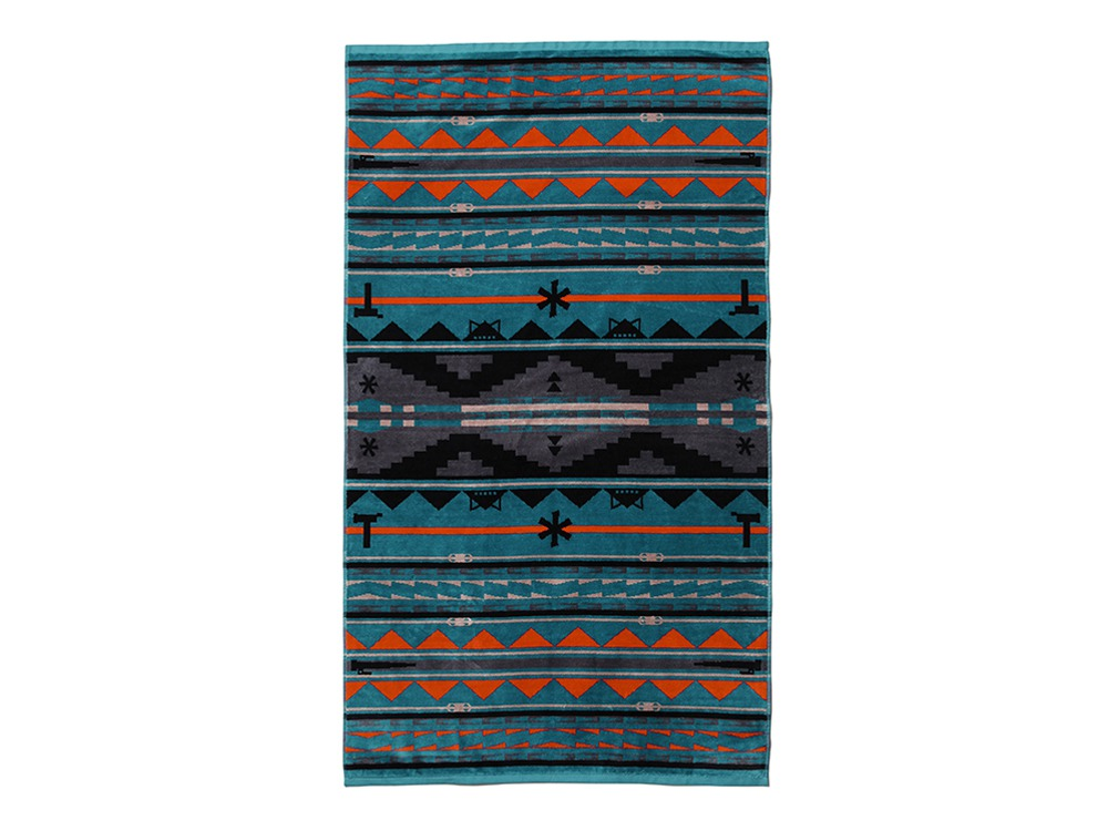 SP / PENDLETON TOWEL BLANKET ブルー