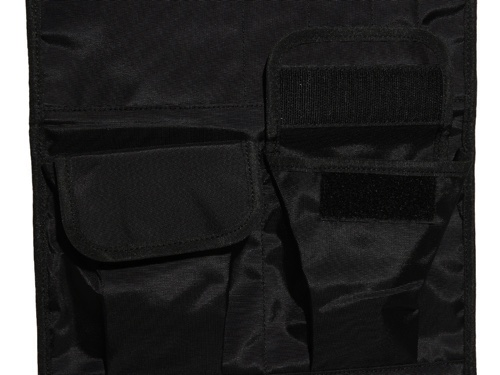 デイキャンプシステム ロールバッグのポケット