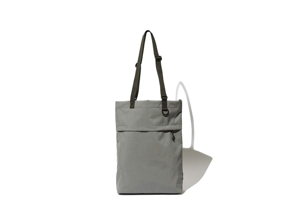 Everyday Use 2Way Tote Bag One Greyのデザイン