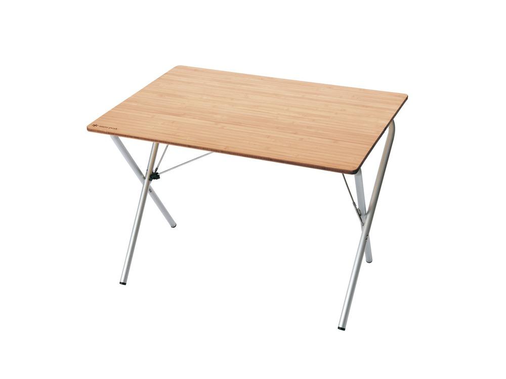 ワンアクションテーブル竹のデザイン
