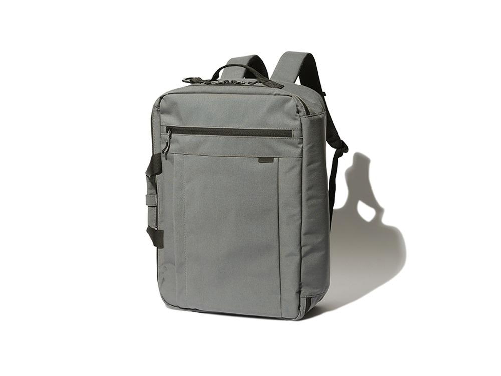 Everyday Use 3Way Business Bagグレイのデザイン