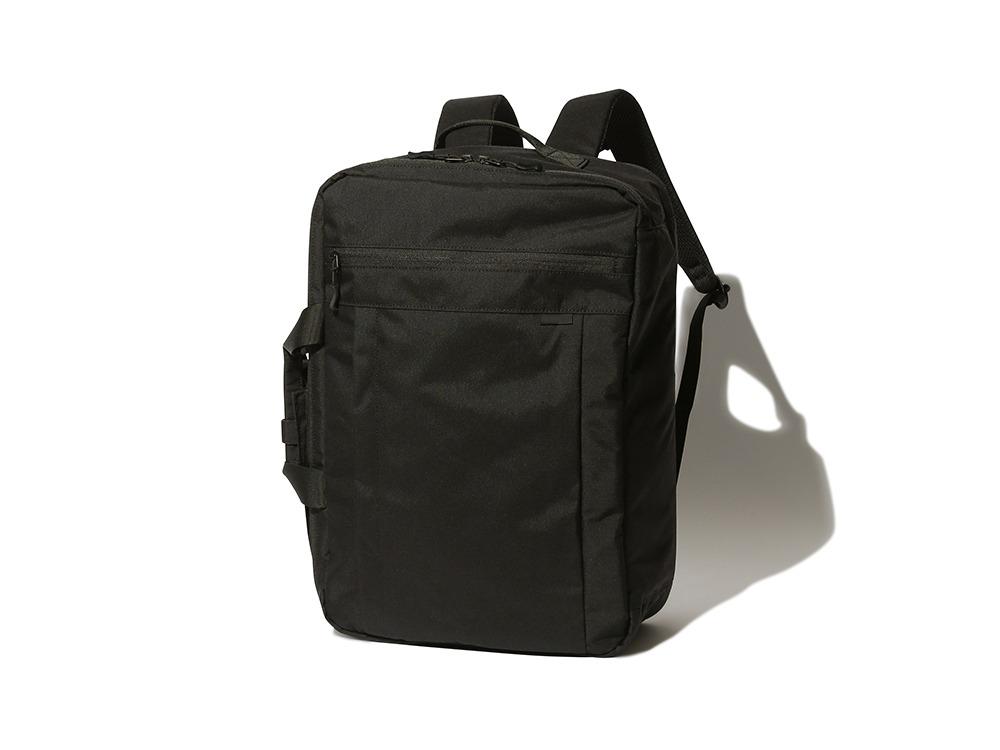 Everyday Use 3Way Business Bagブラックのデザイン