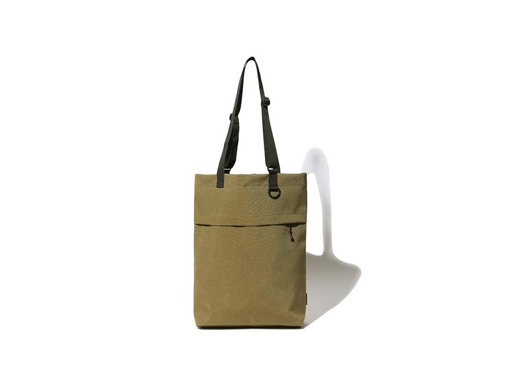 Everyday Use 2Way Tote Bag One ブラウンのデザイン