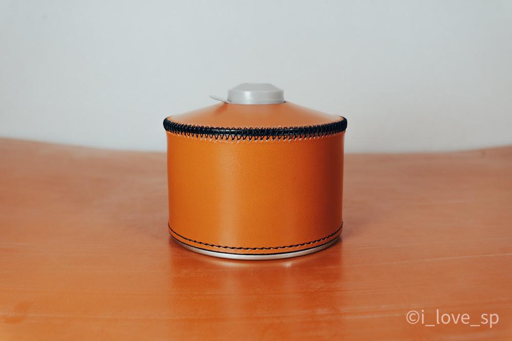 ギガパワーガス250保護カバー オレンジ