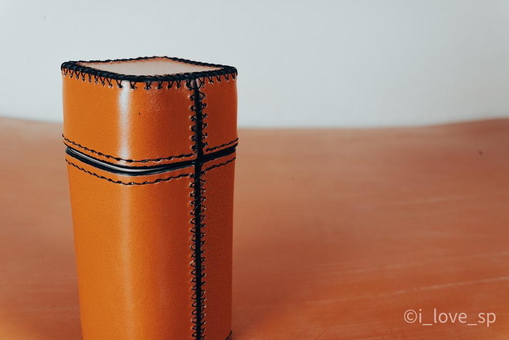 ノクターン保護カバー縫い目