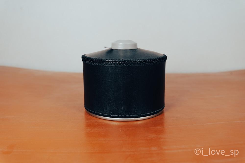 ギガパワーガス250保護カバー ブラック